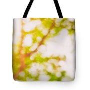 Beneath A Tree  14 5194  Diptych  Set 2 Of 2 Tote Bag by Ulrich Schade