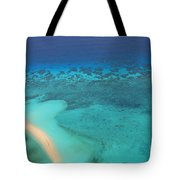 Beneath The Sea Great Barrier Reef Australia Tote Bag