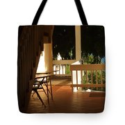 Beneath The Stairs Tote Bag