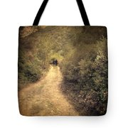 Beneath The Woods Tote Bag