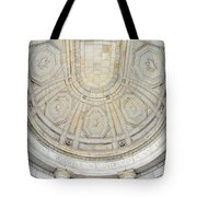 Beneath This Marble Ceiling Tote Bag