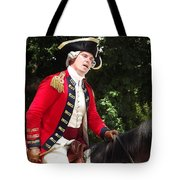 Benedict Arnold Tote Bag