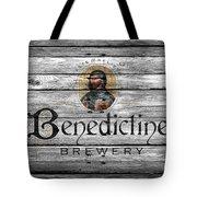Benedictine Brewery Tote Bag