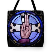 Benediction To Blessing Tote Bag