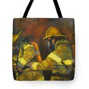 Benevolent Warriors Tote Bag