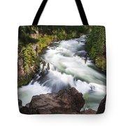 Benham Falls - Oregon Tote Bag