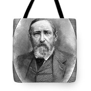 Benjamin Harrison (1833-1901) Tote Bag