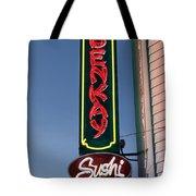 Benkay Sushi Tote Bag