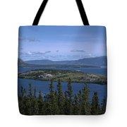 Bennet Lake Tote Bag