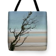 Bent In The Wind Tote Bag