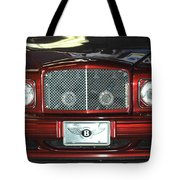 Bentley Tote Bag