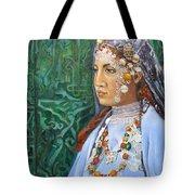 Berber Woman Tote Bag