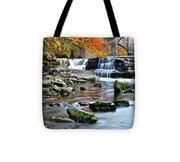 Berea Falls Ohio Tote Bag