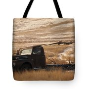 Bereft On The Plains Tote Bag