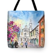 Bergamo Lower Town 01 Tote Bag