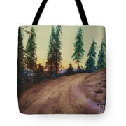 Bergebo Forest Tote Bag