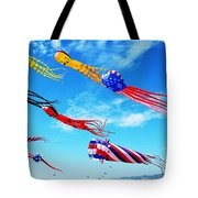 Berkeley Kite Festival 1 Tote Bag