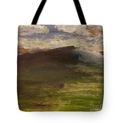 Berkshires On My Mind Tote Bag