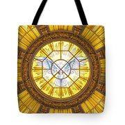 Berlin Cathedral Ceiling Tote Bag
