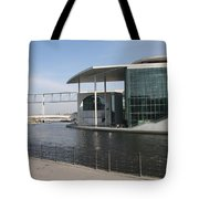Berlin Government Building - Germany Tote Bag