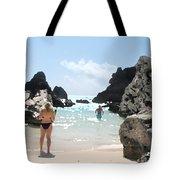 Bermuda Bikini Tote Bag