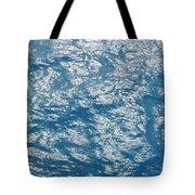 Bermuda Blues Tote Bag