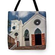 Bermuda Church Tote Bag