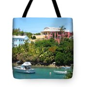 Bermuda In May Tote Bag