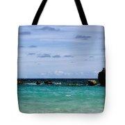 Bermuda Skies Tote Bag