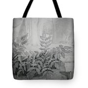 Bernheim Forest Plant Tote Bag