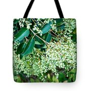 Berries On A Bush Tote Bag