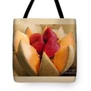 Berry Bowl Tote Bag