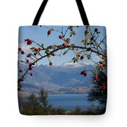 Berry Good View Tote Bag