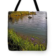 Berry Hill Pond In Gros Morne Np-nl Tote Bag