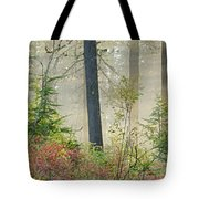 Berry Patch Pano Tote Bag