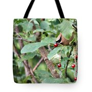 Berry Picker Tote Bag