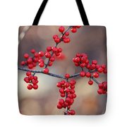 Berry Sparkles Tote Bag
