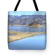 Berryessa Lake Tote Bag