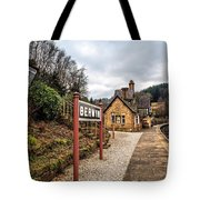 Berwyn Station Tote Bag