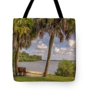 Beside The Shore Tote Bag