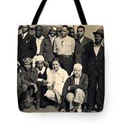 Bessie Coleman Aero Club Tote Bag