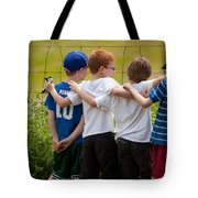 Best Buddies Tote Bag