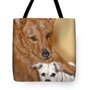 Best Buds Tote Bag