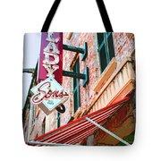 Best Dishes Savannah Tote Bag