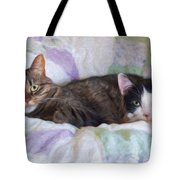 Best Friends  Tote Bag by Andee Design