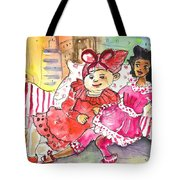 Best Friends For Ever Tote Bag