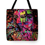Best Friends Forever Tote Bag by Natalie Holland