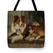 Best Of Friends Tote Bag