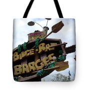 Best Water Ride In Florida Tote Bag