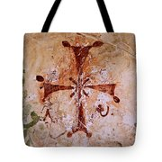 Bet She'an Christian Fresco  Tote Bag